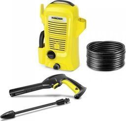Myjka ciśnieniowa Karcher Kärcher K 2 Universal Edition pressurewasher (yellow / black, with dirt blaster)