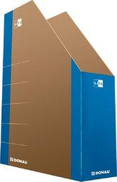 Donau Pojemnik na dokumenty DONAU Life, karton, A4, niebieski