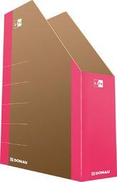 Donau Pojemnik na dokumenty DONAU Life, karton, A4, różowy
