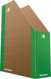Donau Pojemnik na dokumenty DONAU Life, karton, A4, zielony
