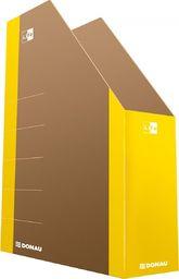 Donau Pojemnik na dokumenty DONAU Life, karton, A4, żółty