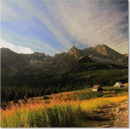 Feeby Deco Panel, Górski krajobraz 30x30