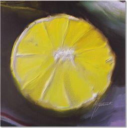 Feeby Deco Panel, Plasterek cytryny  25x25