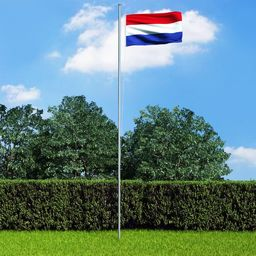 vidaXL Flaga Holandii, 90 x 150 cm