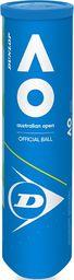 Dunlop Piłki do tenisa ziemnego Dunlop Australian Open 4szt