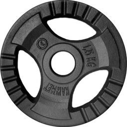 KAWMET Obciążenie żeliwne kierownica 1,25 kg Uniwersalny