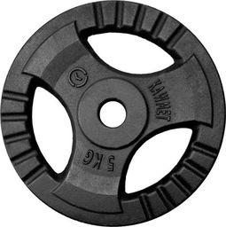 KAWMET Obciążenie żeliwne kierownica 5 kg Uniwersalny