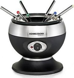 Rommelsbacher Rommelsbacher Fondue Set F 350 (black / stainless steel)