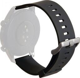 Puro PURO ICON Multibrand Wristband Uniwersalny pasek smartwatch 20 mm (S/M & M/L) (czarny)