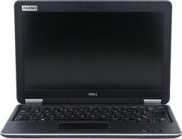 Laptop Dell Dell Latitude E7240 Intel i5-4300U 8GB 120GB SSD 1366x768 Klasa A + Torba + Mysz uniwersalny