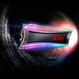 Dysk SSD ADATA XPG Spectrix S40G 4 TB M.2 2280 PCI-E x4 Gen3 NVMe (AS40G-4TT-C)