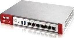 Zyxel USGFLEX200-EU0102F USG Flex Firewall 10/100/1000 2xWAN 4xLAN/DMZ 1xSFP 2xUSB 1 Yr UTM bundle -USGFLEX200-EU0102F