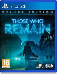 Those Who Remain Deluxe Edition PS4