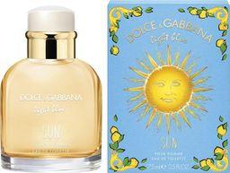 Dolce & Gabbana Light Blue Sun Pour Homme EDT 75ml