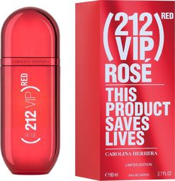 Carolina Herrera 212 Vip Rose Limited Edition EDP 80ml