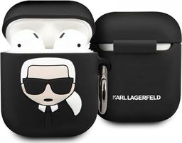 Karl Lagerfeld Etui AirPods Czarne (KLD290BLK)