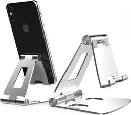 Podstawka Tech-Protect TECH-PROTECT UNIVERSAL STAND HOLDER SMARTPHONE SILVER