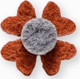 Ombre Przypinka kwiat A241 uniwersalny