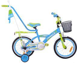 Fuzlu Rower dziecięcy 16 Twinkle uniwersalny