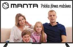 Telewizor Manta 58LUN120D DLED 58'' 4K (Ultra HD)