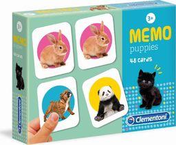 Clementoni Memo Puppies