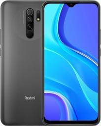 Smartfon Xiaomi Redmi 9 4/64GB Dual SIM Szary (28428)