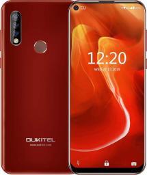 Smartfon Oukitel C17 Pro 64 GB Dual SIM Pomarańczowy  (oukitel_20200617171630)