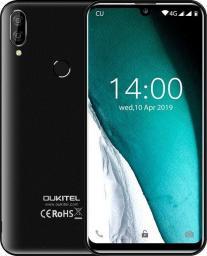 Smartfon Oukitel C16 16 GB Dual SIM Czarny  (oukitel_20200617170748)