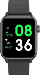 Smartwatch Rubicon KW37 Czarny  (rubicon_20200624122721)