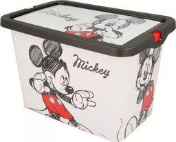 DISNEY - MICKEY MOUSE Mickey Mouse - Pojemnik / organizer na zabawki 7 L