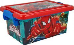 SPIDERMAN Spiderman - Pojemnik / organizer na zabawki 3.7 L