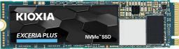 Dysk SSD Kioxia Exceria Plus 500 GB M.2 2280 PCI-E x4 Gen3 NVMe (LRD10Z500GG8)