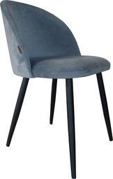 Atos Krzesło Colin noga czarna BL06