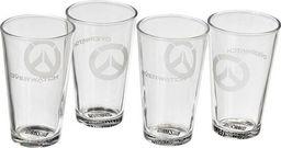 BLIZZARD Blizzard Overwatch Pint Glasses - Set of 4