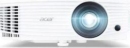Projektor Acer ACER P1155 DLP 3D SVGA 800x600 4000 ANSI Lumen 20.000:1 31db 2,4KG 299,5x220x105,1cm HDMI D-Sub weiss
