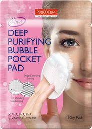Purederm koreański oczyszczający płatek do twarzy