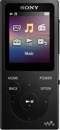 Odtwarzacz MP4 Sony Cyfrowy odtwarzacz muzyczny NW-E393 czarny -NWE393B.CEW