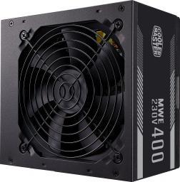 Zasilacz Cooler Master MWE 400 White V2 400W (MPE-4001-ACABW-NL)