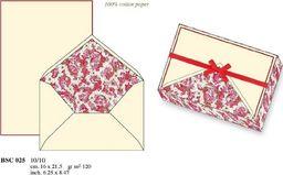 Rossi Papeteria box z przykrywką BSC 025 ROSSI