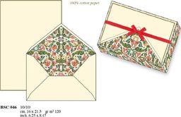 Rossi Papeteria box z przykrywką BSC 046 ROSSI