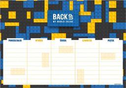 Derform Plan lekcji Backup 3 A 52 (25szt) DERFORM