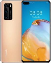 Smartfon Huawei P40 128 GB Dual SIM Złoty  (51095EHL)
