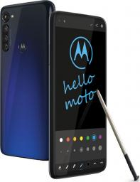 Smartfon Motorola  Moto G Pro 128 GB Dual SIM Ciemnoniebieski  (PAK00000DE)