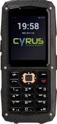 Telefon komórkowy Cyrus CM8 Dual SIM Czarny