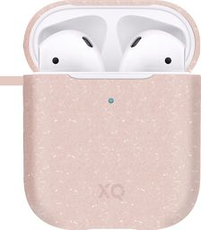 Etui do odtwarzacza Xqisit XQISIT Eco Case for AirPods pink