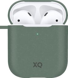 Etui do odtwarzacza Xqisit XQISIT ECO Case for AirPods green