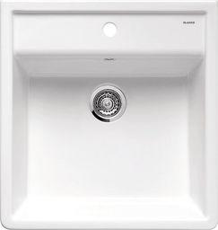 Blanco Zlewozmywak 1-komorowy bez ociekacza Pandor 60 x 63 cm ceramiczny (514486)