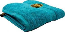 Gzze Gzze, Ręcznik New York Uni, 30x50cm, kol. turkusowy