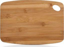 Deska do krojenia Zeller Bambusowa deska do krojenia, 18.5x26.5x0.8cm