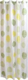 Acus Firana na kółkach Circle, kol.żółto-zielony, 140x245 cm